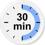 30 de minute de mișcare